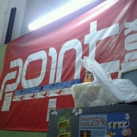 Photo taken at POINT BOX by Heri S. on 8/27/2011
