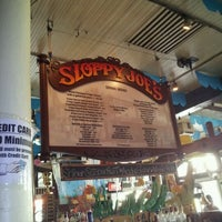 Photo taken at Sloppy Joe's Bar by D.J. N. on 10/31/2011