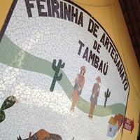 Foto tirada no(a) Feirinha de Artesanato de Tambaú por Alexandre C. em 12/27/2011
