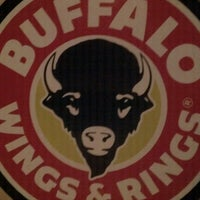 Photo taken at Buffalo Wings & Rings by Maureen R. on 8/30/2012