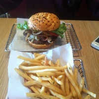 Photo taken at Smashburger by Avery G. on 4/29/2012