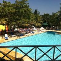 Photo taken at Hotel Las Américas Resort by Mauricio B. on 1/18/2012