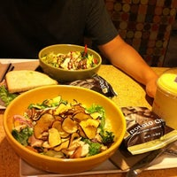 Photo taken at Panera Bread by Yaejin K. on 7/26/2012