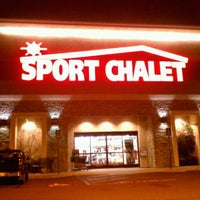 Photo taken at Sport Chalet by David A. on 3/27/2011
