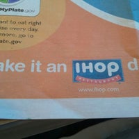 Photo taken at IHOP by Phillip T. on 11/8/2011