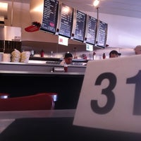 Photo taken at Jeffrey's Hamburgers by Travis M. on 2/9/2011