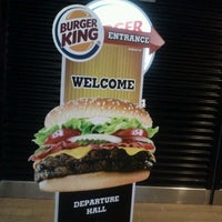 Photo taken at Burger King by Jo B. on 1/24/2012