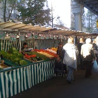 Photo taken at Marché de Grenelle by Maud F. on 10/16/2011