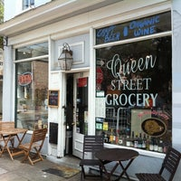 Photo taken at Queen Street Grocery by Evan E. on 8/25/2011