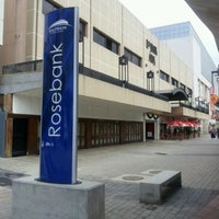 Photo taken at Gautrain Rosebank Station by fm.no.mad/ZA on 12/15/2011
