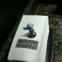 Photo taken at The Capital Grille by Christopher P. on 10/23/2011