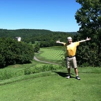 Photo taken at Old Kinderhook Golf Course by Casey W. on 8/27/2011
