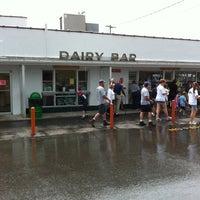 Photo taken at Heisler's Cloverleaf Dairy Bar by David G. on 5/28/2011