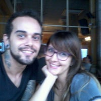 Photo taken at MPB Café - Bar Brahma by Fernando B. on 2/20/2012