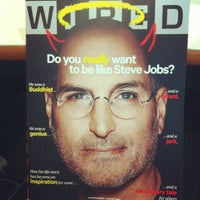 Photo taken at WIRED Office 4TS by WIRED I. on 7/30/2012