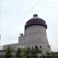 6/23/2012にhistszが東京都水道局 大谷口給水塔で撮った写真