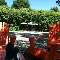 Photo taken at The Lenz Winery by Jake K. on 7/22/2012
