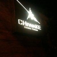 Photo taken at Chiwake by Daniela G. on 9/3/2011