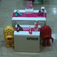 Photo taken at Crocs by Agus Supranata on 4/15/2012