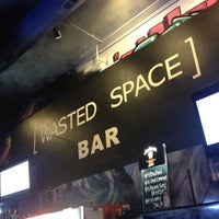 Photo taken at Wasted Space by Tyler F. on 8/9/2012