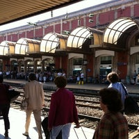 Photo taken at Gare SNCF de Toulon by Jerome C. on 9/16/2011