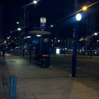 Photo taken at Megabus Birmingham City Centre Stop SH8 & SH9 by Davey M. on 1/11/2012