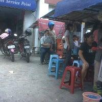 Photo taken at Asinan Bogor by Yonny T. on 9/15/2011