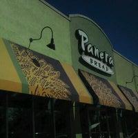 Photo taken at Panera Bread by Jeri R. on 10/25/2011