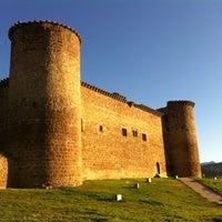 Photo taken at Castillo De Valdecorneja by juevex on 10/10/2011