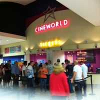 Photo taken at Cineworld by Christine D. on 8/5/2011