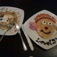 Photo taken at The Pancake Parlour by Enggar W. on 4/20/2012