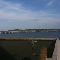 Photo taken at Hilton Dundee/St Andrews Coast by Henrique A. on 5/22/2012