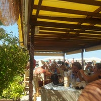 Photo taken at Ristorante Acquamarina by Nadir S. on 9/9/2012