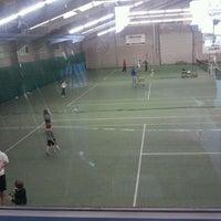 Photo taken at TCM   Tennisclub Merelbeke by GGGGrrrr on 3/24/2012