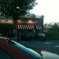 Photo taken at Chatham Tap Restaurant & Pub by Brian P. on 6/7/2011