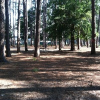 Photo taken at Daffin Park Dog Park by Kelly M. on 7/11/2012