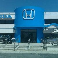 Photo taken at Honda World Downey by Erik S. on 8/31/2011