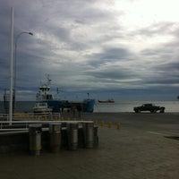 Photo taken at Transbordadora Austral Broom by Daniel D. on 1/25/2012