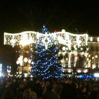 Photo taken at Váci utca by Farid N. on 12/29/2011