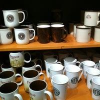 Photo taken at Starbucks Coffee by Amandine C. on 10/28/2011