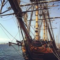 Das Foto wurde bei Maritime Museum of San Diego von Chris C. am 10/26/2011 aufgenommen