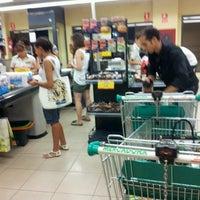 Photo taken at Mercadona by Alvaro P. on 9/20/2011