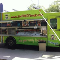 Photo taken at The Pokey Truck by pinguino k. on 10/20/2011