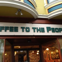 Photo taken at Coffee to the People by Shane B. on 3/15/2012