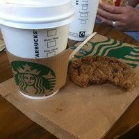 Photo taken at Starbucks Coffee by Alana K. on 10/14/2011