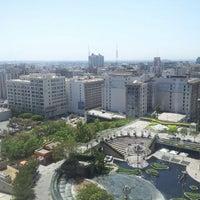 Photo taken at Omni Los Angeles Hotel at California Plaza by Svetlana N. on 8/22/2012