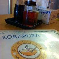 Photo taken at Korapura Ramen by b_black on 11/13/2011