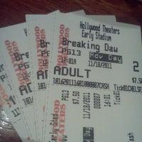 Photo taken at Regal Cinemas Heartland 8 by Brenna B. on 11/18/2011