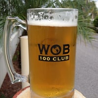 Photo taken at World of Beer by Heidi C. on 7/18/2012