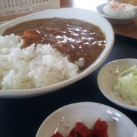 Photo taken at 木こり庵(十割そば) by kazun t. on 9/9/2012